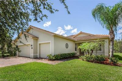 Estero Single Family Home For Sale: 13637 Messino Ct