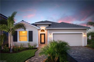 Fort Myers Single Family Home For Sale: 9564 Albero Blvd