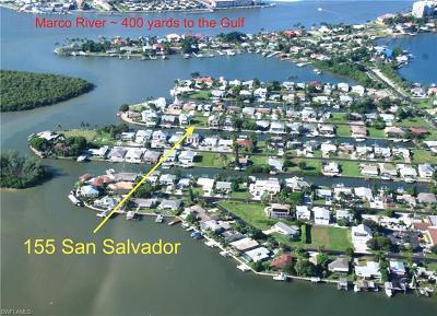 Naples Residential Lots & Land For Sale: 155 San Salvador St