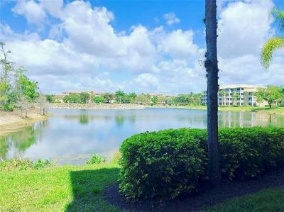 Naples Condo/Townhouse For Sale: 7525 Stoneybrook Dr #912