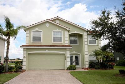 Collier County Single Family Home For Sale: 2864 Blossom Ct