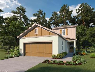 Naples FL Single Family Home For Sale: $460,273