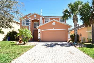 Lehigh Acres Single Family Home Pending With Contingencies: 8142 Silver Birch Way