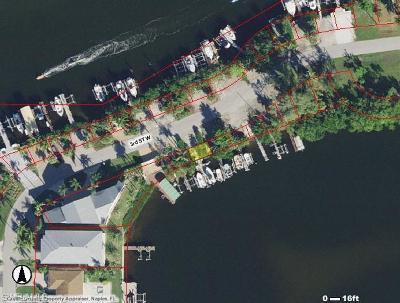 Bonita Springs Boat Slip For Sale: 266 3rd St