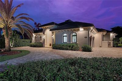 Naples Single Family Home For Sale: 2204 Goshawk Ct