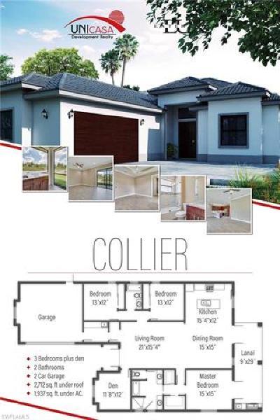 Naples FL Single Family Home For Sale: $398,000