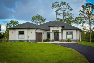 Naples Single Family Home For Sale: 4040 Everglades Blvd N