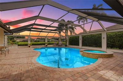Naples Single Family Home For Sale: 4775 Shearwater Ln