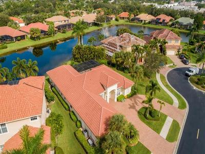 Naples Single Family Home For Sale: 5109 Post Oak Ln