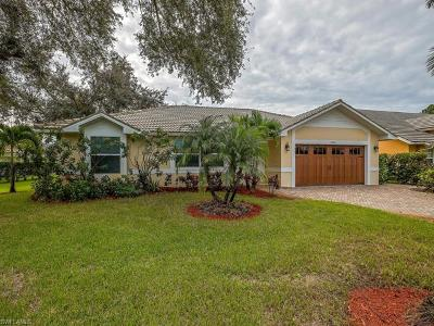 Naples Single Family Home For Sale: 1534 Northgate Dr