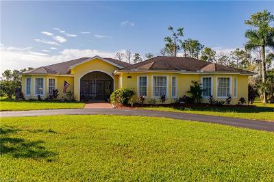 Oakes Estates Single Family Home For Sale: 5880 English Oaks Ln