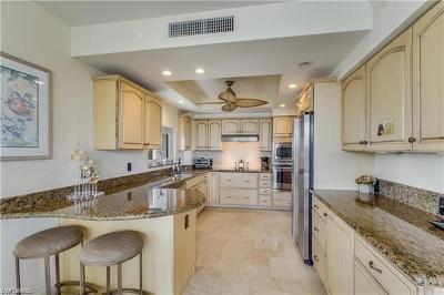 Allegro Condo/Townhouse Sold: 4031 Gulf Shore Blvd N #4E