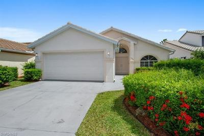 Naples Single Family Home For Sale: 1202 Jardin Dr