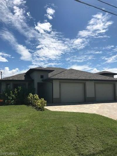 Cape Coral Multi Family Home For Sale: 505 Cultural Park Blvd