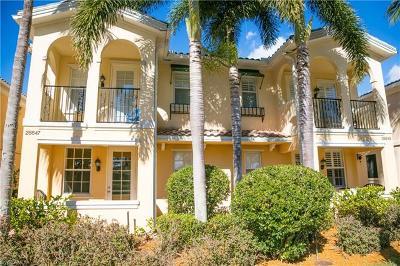 Bonita Springs Condo/Townhouse For Sale: 28647 Alessandria Cir
