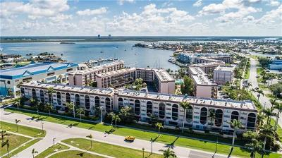 Marco Island Condo/Townhouse Pending With Contingencies: 1024 Anglers Cv #C-410