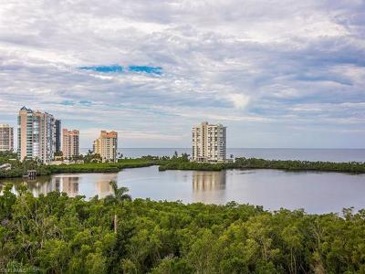 Naples Condo/Townhouse For Sale: 5555 Heron Point Dr #802