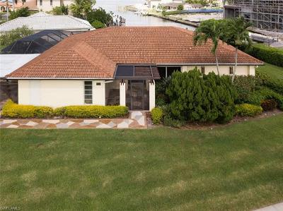 Marco Island Single Family Home For Sale: 959 N Barfield Dr
