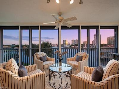 Naples Condo/Townhouse For Sale: 250 Park Shore Dr #303
