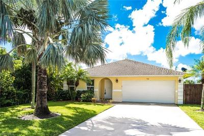 Naples Park Single Family Home For Sale: 722 98th Ave N
