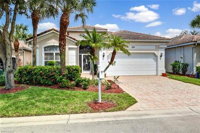 Naples, Bonita Springs Single Family Home For Sale: 329 Harvard Ln