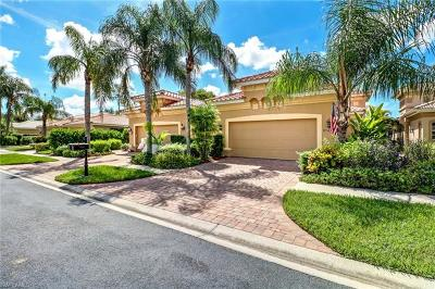 Naples Condo/Townhouse For Sale: 8538 Chase Preserve Dr