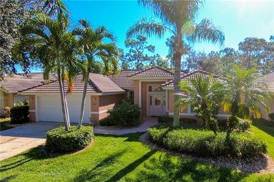 Naples Single Family Home For Sale: 1032 Tivoli Ln