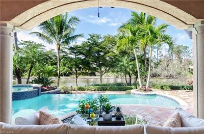 Naples FL Single Family Home For Sale: $1,995,000
