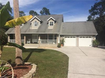 Naples FL Single Family Home For Sale: $549,900