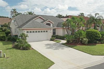 Naples  Single Family Home For Sale: 658 Lambton Ln