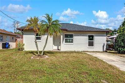 Bonita Springs Single Family Home For Sale: 27151 Pine Ave
