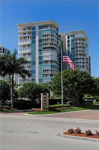 Bay Shore Place Condo/Townhouse Sold: 4255 Gulf Shore Blvd N #405