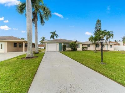 Naples Park Single Family Home For Sale: 787 94th Ave N