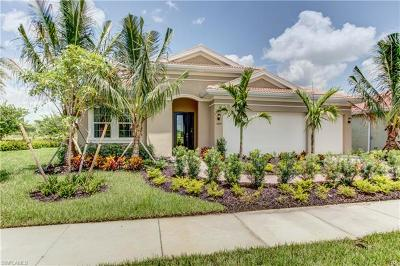 Fort Myers Single Family Home For Sale: 3939 Ashentree Ct