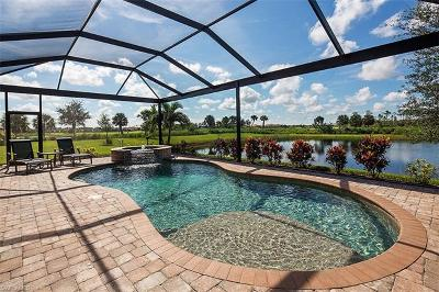 Naples Single Family Home For Sale: 8802 Vaccaro Ct