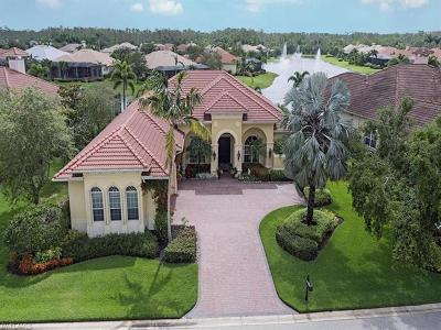 Naples, Bonita Springs Single Family Home For Sale: 5684 Hammock Isles Dr