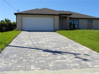 Cape Coral Single Family Home For Sale: 1911 NW 3rd Pl