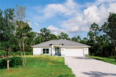 Collier County, Lee County Single Family Home For Sale: 5044 42nd St NE