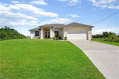 Lehigh Acres Single Family Home For Sale: 349 Piper Ave