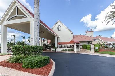 Naples Condo/Townhouse For Sale: 7340 Glenmoor Ln #3303