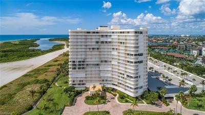 Marco Island Condo/Townhouse For Sale: 260 Seaview Ct #1702