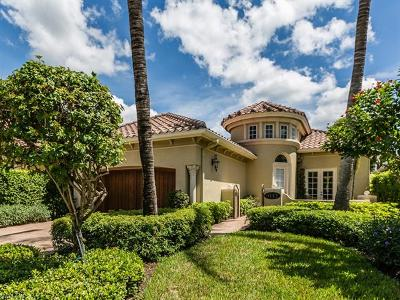 Naples FL Single Family Home For Sale: $575,000