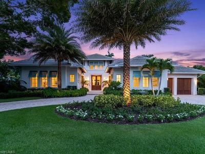 Moorings Single Family Home For Sale: 3156 Crayton Rd