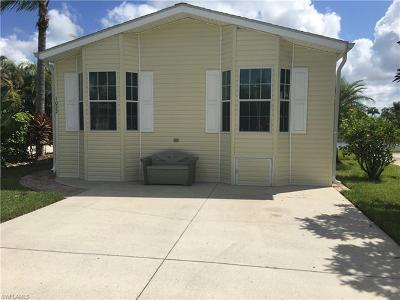 Goodland, Marco Island, Naples, Fort Myers, Lee Mobile/Manufactured For Sale: 1022 Silver Lakes Blvd