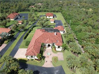 Naples FL Single Family Home For Sale: $1,250,000