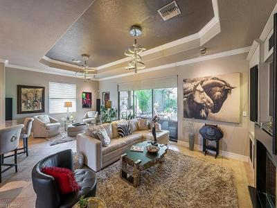 Naples Single Family Home For Sale: 9475 Piacere Way