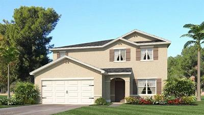 Cape Coral FL Single Family Home For Sale: $274,590