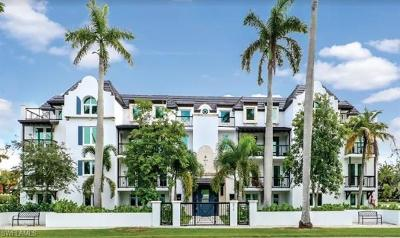 Naples FL Condo/Townhouse For Sale: $1,635,000