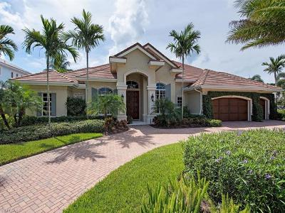 Moorings Single Family Home For Sale: 540 Putter Point Pl