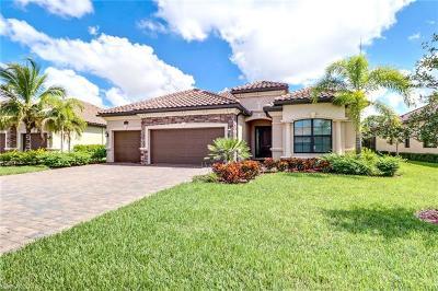 Naples Single Family Home For Sale: 9336 Vercelli Ct